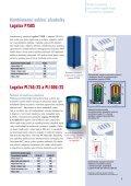 Solární pakety pro ohřev teplé vody a podporu vytápění - Buderus - Page 5