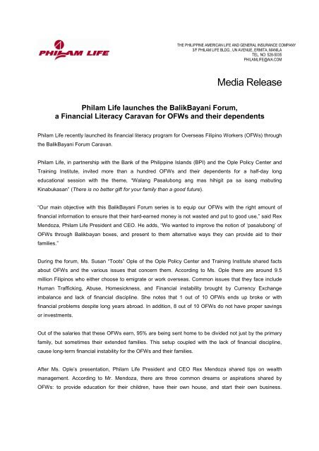 Philam life investment philippines forum gieda forex prognozy