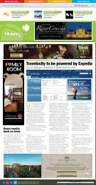 Friday 23th August 2013.indd - Travel Daily Media