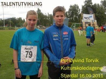 LE2: Per-Øivind Torvik