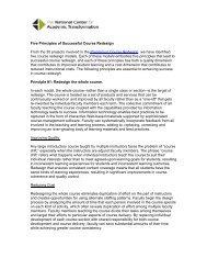 Download PDF version - National Center for Academic