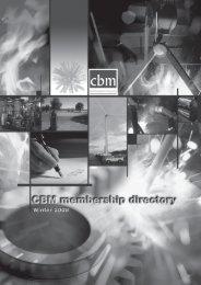 CBM Dir p17-24 - print - Confederation of British Metalforming