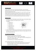 termómetro digital por infrarojos con sistema laser - Ega Master - Page 3