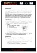 termómetro digital por infrarojos con sistema laser - Ega Master - Page 6