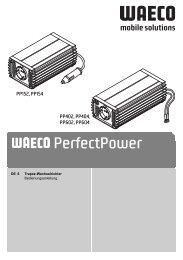 PerfectPower - Waeco