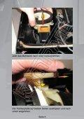 Aus- und Einbau des Mahlwerks Jura S-Serie - KOMTRA GmbH - Page 5