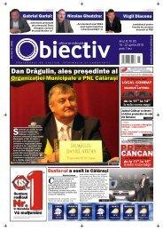 Dan Drăgulin, ales preºedinte al - Obiectiv
