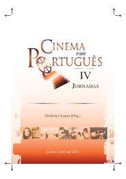 Cinema em Português: Actas das IV Jornadas - Livros LabCom - UBI