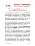 Property Seminar - American Association of Professional Landmen - Page 2