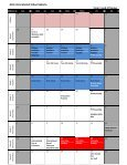 ACG International School Jakarta Term 1 and 2 Planner - Page 2