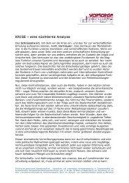 Newsletter - Mag. Stephan Weinberger, Finanz