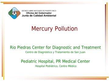 Mercury Contamination CDT Pediatric - U.S. National Response ...