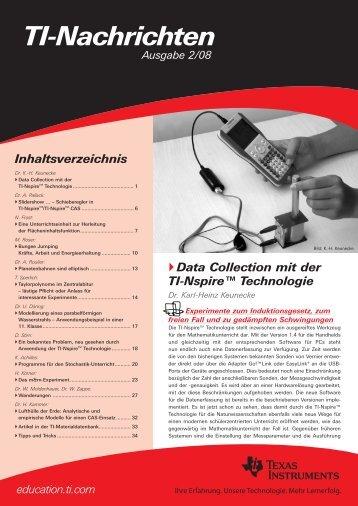 TI-Nachrichten 2-08 - Texas Instruments
