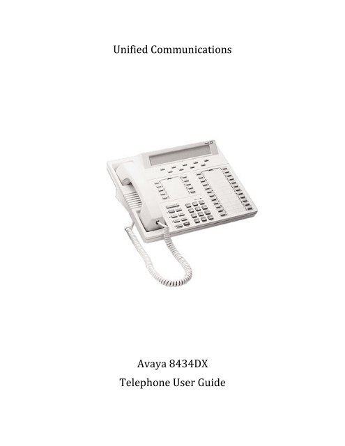 Office Lucent 8434DX Corded Phone Telecom Systems