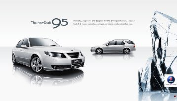 The new Saab - Sunriseleasing.co.uk