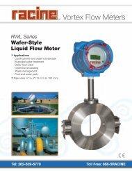 Vortex Flow Meters - Axiom-Northwest