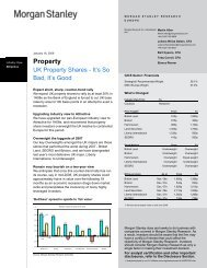 UK Property Shares - Henley Business School