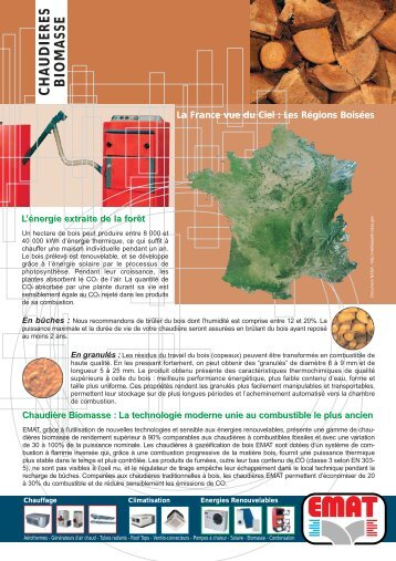 CHAUDIERES BIOMASSE - Point.P
