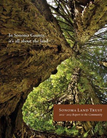 Download - Sonoma Land Trust