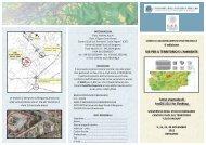 Corso GIS per il territorio e l'ambiente BG