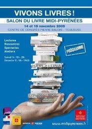 programme - Région Midi-Pyrénées
