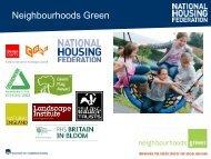Neighbourhoods Green - Social Housing Exhibition