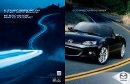2013 Brochure - Miata.net
