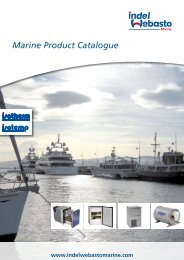 Isotherm Catalogue - Webasto