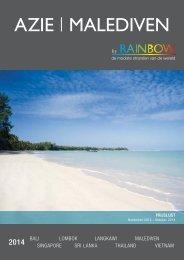 Prijslijst - Rainbow