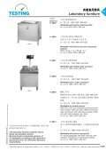 Laboratory furniture - Page 7