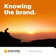 download our brand guidelines - Swivel Secure