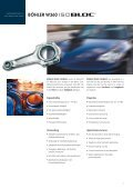 Prospekt W360 ISOBLOC DE.indd - Böhler Edelstahl - Page 2