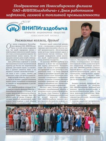 PDF-версия статьи - ВНИПИгаздобыча