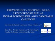 Legionella pneumophila - CRESCA