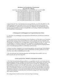 Richtlinien Stand April 2008 - Notarkammer