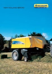NEW HOLLAND BB9O4O