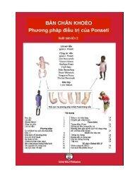 Clubfoot: Ponseti Management [Vietnamese] - Global HELP