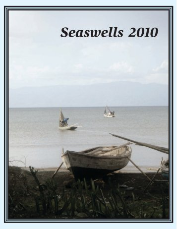 Seaswells Pages 2010-1st draft.qxp - The College of Coastal Georgia
