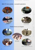 High Speed Spindles IBAG - Industrial Technologies - Page 2
