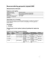Bouwverordening gemeente Lelystad 2005geldig tot 26-11-2009.pdf
