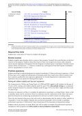 Bachelor of Commerce and Bachelor of Education - University of ... - Page 5