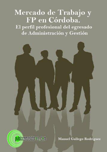 Mercado de trabajo y formación profesional en Córdoba
