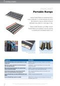 INVACARE PORTABLE RAMPS - Page 2