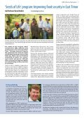 Institute of Agriculture - The University of Western Australia - Page 7