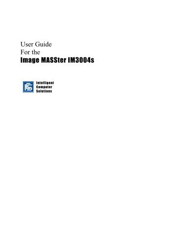 IM3004s User Guide v2.2.pdf - ICS-IQ.com