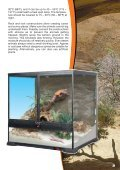 Biotope terrariums for reptiles and amphibians - sera GmbH - Page 5