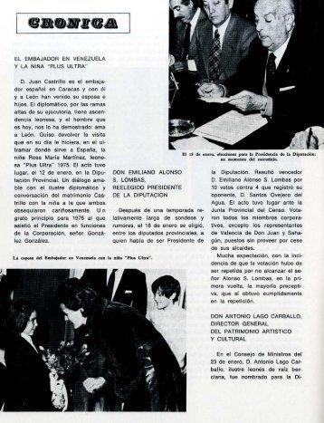 Glosa y noticia de la vida provincial, por Alvaro Linares-Rivas y ...