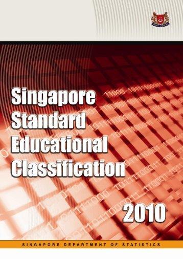 (SSEC) 2010 - Statistics Singapore