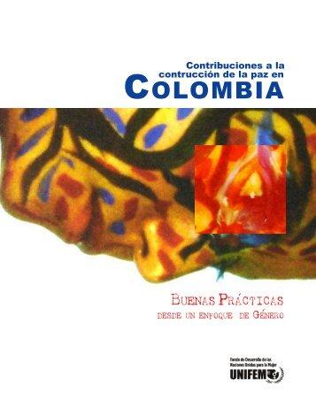 COLOMBIA - Programa de las Naciones Unidas para el Desarrollo ...