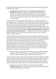 Právní rozbor vztahu soutěže o návrh a jednacího řízení bez ...